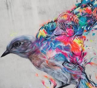 //COMPLET\\ Visite guidée sur les oeuvres de street-art / graffiti de la ville
