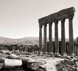 Limes, les frontières romaines du levant