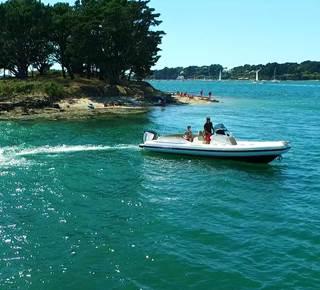 Location et Permis Bateau Le Blan Marine