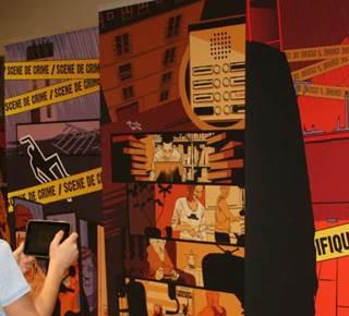 Exposition interactive : Qui a refroidi Lemaure ?