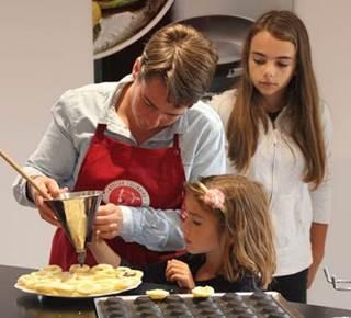 Atelier culinaire pilote junior