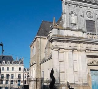 Croquez Vannes ! : La chapelle Saint-Yves