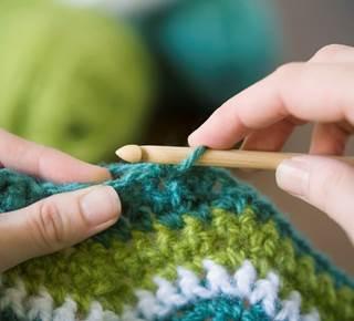 Atelier tricot et crochet à la Pepiterre