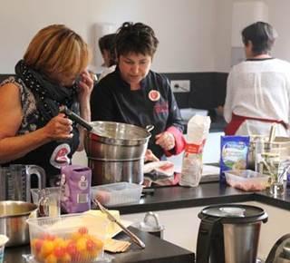 Atelier culinaire : le marché de Vannes