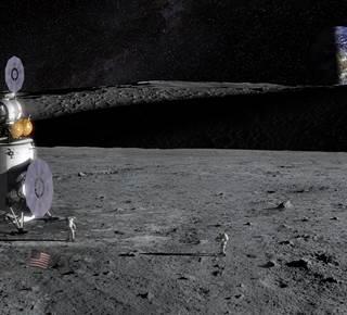 Exploration de la Lune : il y a 50 ans, les missions Apollo, et maintenant ? Par Thomas Appéré