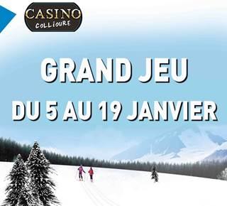 Grand Jeu - CASINO