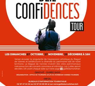 Bagad Confidences Tour