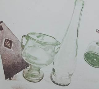 Exposition Nathalie Douillard Gravure