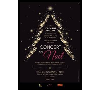 Concert de Noel - Christain Papis