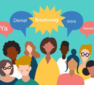 Conversation en langue bretonne