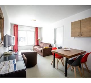 Appart Hôtel Le Liberté Vannes Centre Ville