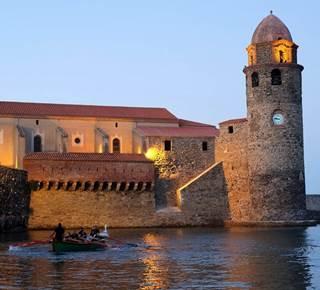 Visite guidée Collioure à travers la Religion