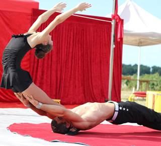Festiv'été avec la troupe RLM Cabaret Circus