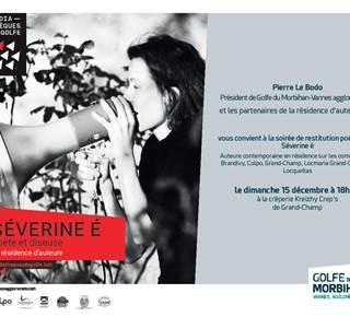 Soirée poésie contemporaine avec Séverine É