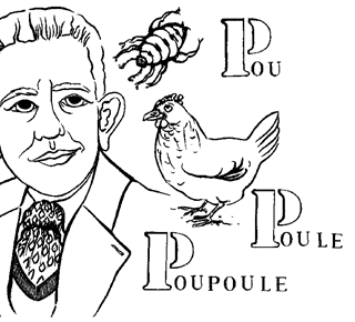 Spectacle : Poupoule