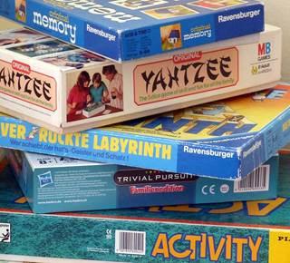 Fête de la Bretagne : soirée jeux