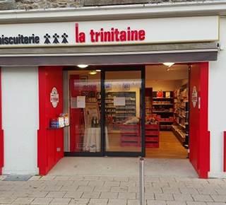 Les Saveurs de Bretagne - Biscuiterie La Trinitaine à Sarzeau