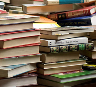 Printemps alternatif : vente de livres d'occasion