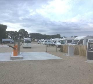Aire de Camping-Cars de Vannes-Séné