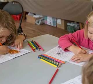 Le club des petits découvreurs (4-6 ans) : Dessine-moi l'horizon