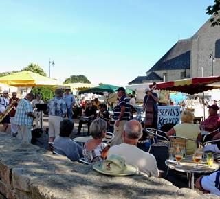 Marché Nocturne Bio et Artisanal, le Mercredi, en juillet-août, à Saint-Gildas-de-Rhuys
