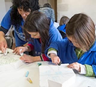 Le club des petits découvreurs (7-12 ans): Apprenti graveur