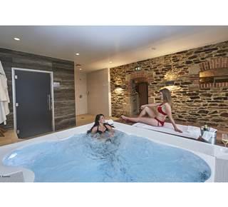 Le Manoir de Kerbot - Spa - Espace bien-être - Massage et Relaxation