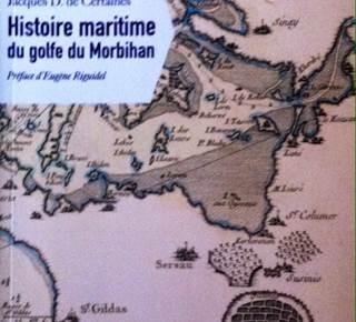 Conférence de Jacques de Certaines sur l'histoire maritime de la presqu'île