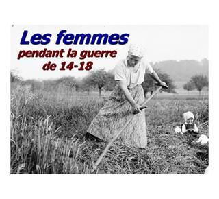 """Exposition """"Les Femmes de 14-18"""""""