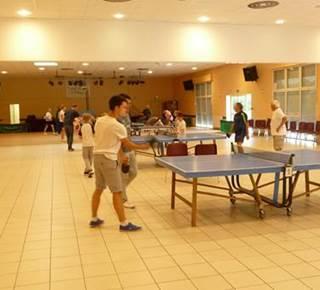//ANNULÉ\\ Tournoi d'été de tennis de table
