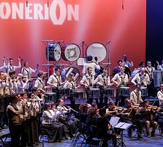 Concert exceptionnel du bagad d'Elven
