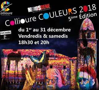 Collioure Couleurs & les Animations de Rue