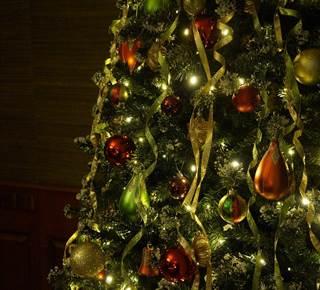 je fais étinceler ma déco de Noël à la Pépiterre