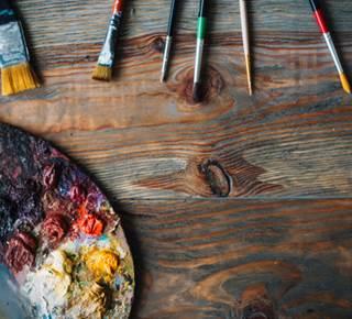 L'Atelier Bleu et son exposition de printemps