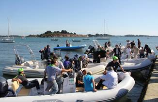 Séminaire découverte dans l'une des plus belles baies du monde avec Funbreizh