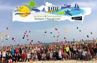 Séjour séminaire et Team building sur la presqu'ile de Quiberon !