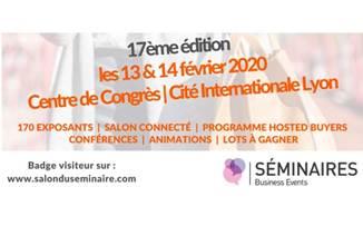 Salon business Events les 13 et 14 février prochains à Lyon : venez rencontrer Morbihan affaires