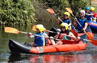 Faites les plein d'activités nautiques sur le Canal et le Lac de Guerlédan