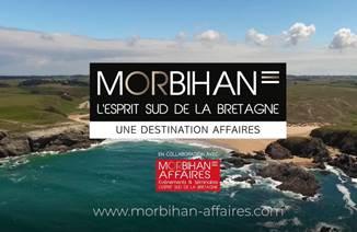 Morbihan Tourisme et Morbihan Affaires restent à vos côtés et vous souhaitent une année 2021 bien meilleure,...