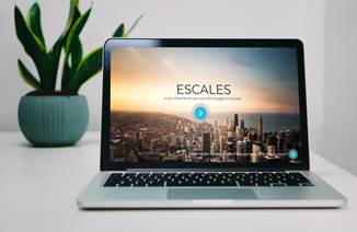Nouveauté ! ESCALES, voyage virtuel 100 % digital by Funbreizh.