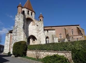 Eglise Saint-Pierre d'Auvillar