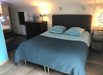 villa Cubic chambre