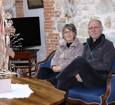 CH Raluy - La Carrossière - M & Mme Raluy