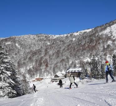 pistes de ski à Ascou