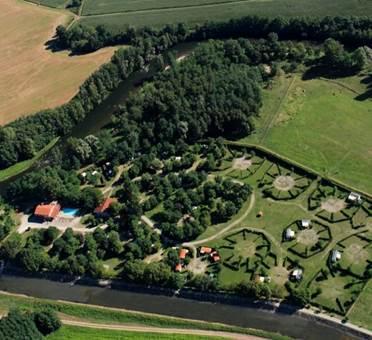 Vue aérienne des Mijeannes