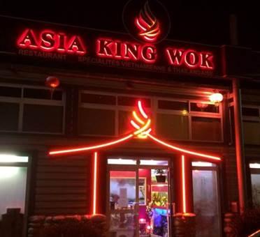 asia king wok
