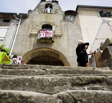 Camon, le petit Carcassonne