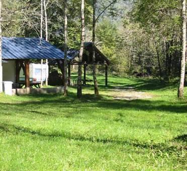 Camping à la ferme les Bouriès