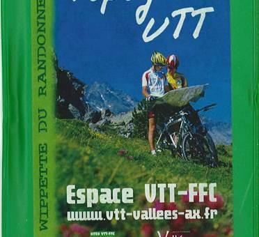TOPO VTT VALLEES D'AX