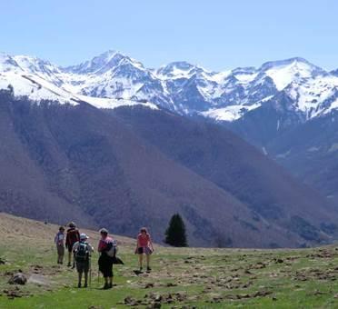 montagne site GDF
